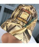 Webfoot Camo Duck Hunting Strapback Baseball Cap Hat Made In USA - $15.69