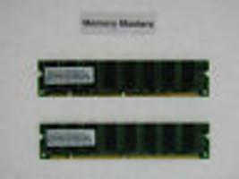 MEM3660-32U256D 256MB (2x128MB) DRAM MEMORY FOR CISCO 3660 ROUTER