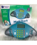 Educational Insights MathShark Electronic Math Game: Practice Addition, ... - $34.60