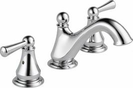 Delta Faucet Haywood 2-Handle Widespread Bathroom Faucet with Drain Asse... - $155.20+
