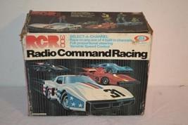 Vintage Ideal RCR300 Radio Comando da Corsa Radiotelecomandato Auto con & - $49.56
