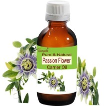 Passion Flower Oil- Pure & Natural Carrier Oil- 50ml Passiflora incarnate  - $21.42