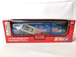 Racing Champions Jeff Burton #8 NASCAR Raybestos 1:64 Team Transport 1995 - $22.50