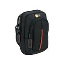 Case Logic DCB302K Compact Digital Camera Case - Nylon, Polyester - Black - $19.42
