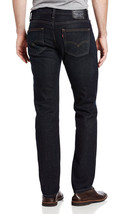 NEW LEVI'S STRAUSS 511 MEN'S ORIGINAL SLIM FIT PREMIUM DENIM JEANS 511-4172