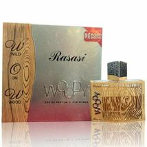 Wow Woody By Rasasi, Eau De Parfum For 60 Ml High Quality Edp. - $44.99