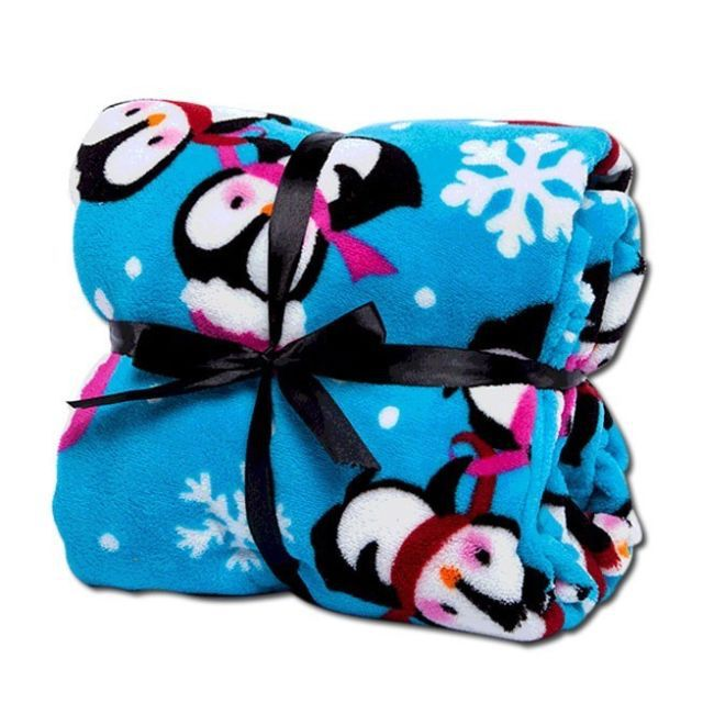 "seasonal printed blankets with Design Size 50"" x 60"""