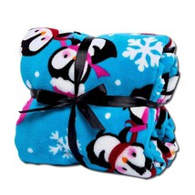 "seasonal printed blankets with Design Size 50"" x 60"" image 1"