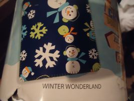 "seasonal printed blankets with Design Size 50"" x 60"" image 6"