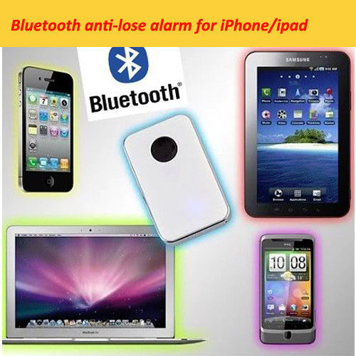 Anti-theft device, Bluetooth Alarm for iphone/iPad. FREE and FAST SHIPPING