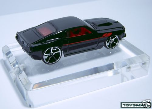 ACRYLIC PAPERWEIGHT DISPLAY STAND FOR1/64 DIECAST MODEL