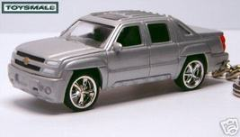 Key Chain 04~2005~2006~2007~2008 Silver Chevy Avalanche - $38.98