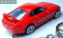 KEY CHAIN RING 1992~~1998 RED TOYOTA SUPRA KEYR... - $39.95