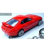KEY CHAIN RING 1992~~1998 RED TOYOTA SUPRA KEYRING FOB  - $39.95