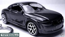 BLACK AUDI TT COUPE 1.8L/2.0 T TURBO/QUATTRO KEY CHAIN - $39.95