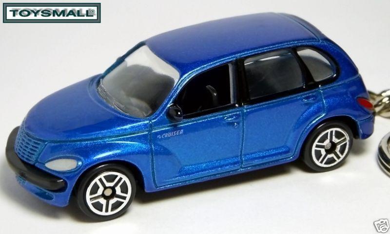 KEY CHAIN 2005~2006~2007~2008 ELECTRIC BLUE PT CRUISER Bonanza
