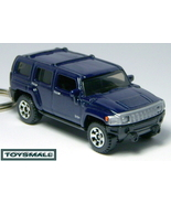 2005~2006~2007~2008~2009 BLUE HUMMER H3 KEY CHAIN RING - $39.95