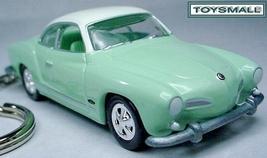 KEY CHAIN 1964/1965 VW VOLKSWAGEN KARMANN GHIA GREEN - $49.95