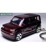 KEY CHAIN 2005/2006/2007/2008 SALSA RED SCION xB BB KEYRING - $28.95