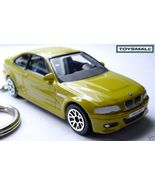 KEY CHAIN MUSTARD BMW M3 3 SERIES E46 325Ci/328Ci/330Ci - $39.95