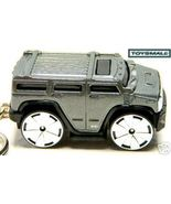 2006/2007/2008 CSI GRAY/PEWTER HUMMER H2 KEY CHAIN RING - $24.95