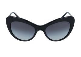 NEW DOLCE & GABBANA MAMBO Sunglasses DG4307B 501/8G Black Gold Grey Gradient image 2