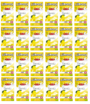 Lakerol Dents Lemon + Vitami Swedish Xylitol Candies 36g * 24 pack 30 oz - $69.29