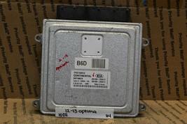 12-13 Kia Optima Engine Control Unit ECU 391382G911 Module 114-10D2 - $31.99