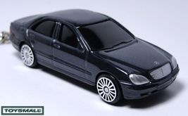 KEYCHAIN 2004~2005~2006 GRAY MERCEDES S CLASS S430 S500 - $24.98