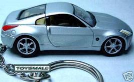 KEY CHAIN 2003~~2007~2008 SILVER NISSAN 350Z Z FAIRLADY - $39.95