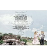 Love, What We Have is Forever.....  Sentimental Print Gift Love 1208 - $11.95