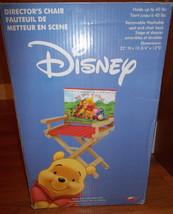 Disney Winnie the Pooh Child's Director's Chair - $40.00