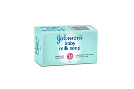 Johnson's Baby Milk Soap\ with New Easy Grip Shape (75gm) - $17.35