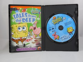 Spongebob Squarepants - Tales from the Deep (DVD, 2002) image 3
