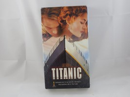 Titanic (VHS, 1998, 2-Tape Set, Pan-and-Scan) image 1