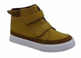 NEW Toddler Boys Wheat/Matt Casual Sneakers Shoes Tan Various Sizes image 1