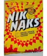 Nik naks maize snack 136g - $50.00