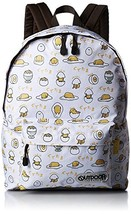 OUTDOOR Sanrio Gudetama Backpack Size M SR1024 White - $149.33