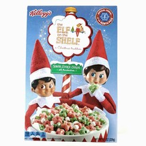 Elf on the Shelf Cereal Sugar Cookie with Marshmallows Kelloggs BEST BY 8/2021 - $12.00
