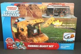 Thomas & Friends Track Master TUNNEL BLAST SET Exclusive Diesel Motorize... - $24.70