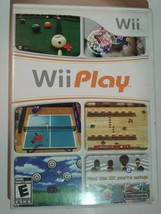 Wii Play with Remote (Wii, 2007) - $5.83