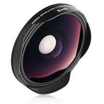 Opteka 0.3x Titamium Ultra Fisheye Lens for Sony DCR-SR300 DCR-TRV950 Camcorders - $69.95