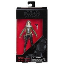 The Black Series Rogue One Sergeant Jyn Erso - $19.59