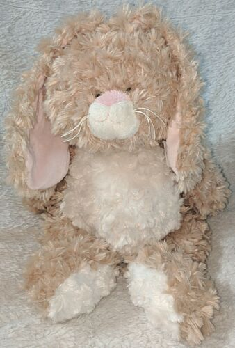 GANZ HE9909 Polyester Fiber 22 Inch Brown And White Bellifuls Bunny