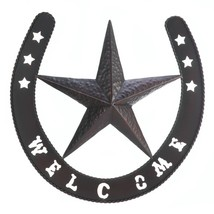 Metal Wall Decorations, Western Star Decorative Metal Wall Decor Home - €25,77 EUR