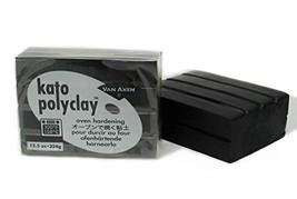 Kato Polyclay Black 12.5 Oz - Polymer Clay - $12.46