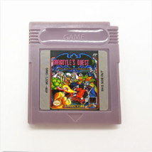 Gargoyles Quest 2 GBC GameBoy Color Cartridge Card US Version - $11.69