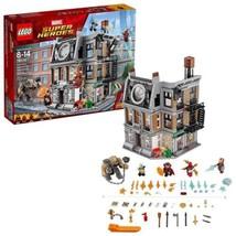 LEGO Marvel Super Heroes Avengers: Infinity War Sanctum Sanctorum Showdo... - $124.73