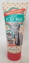 Dirty Works CREAMY BODY WASH Macadamia Oil Nourish Soften Creme 6.7 oz/2... - $13.85