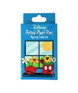 Disney Potted Plants Mystery Pins: Box Only (2) - $2.90